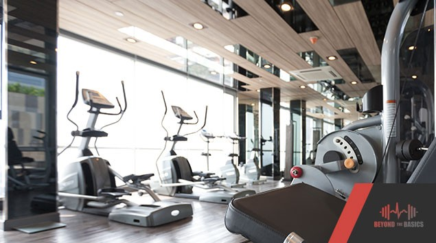 gym design and layout