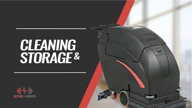 Cleaning & Storage