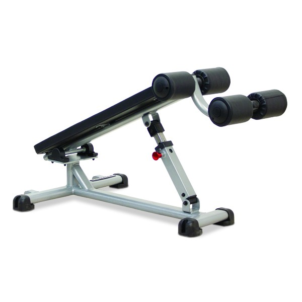 Precision Adjustable Decline Bench