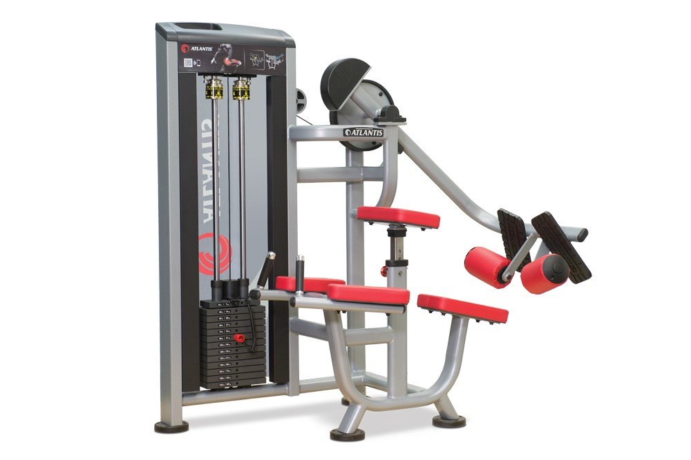 Atlantis Precision Glute Machine