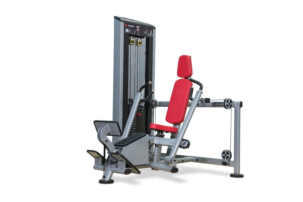 Atlantis Precision Seated Converging Chest Press
