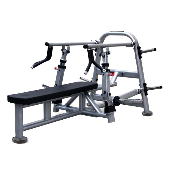 Precision Lying Converging Bench Press