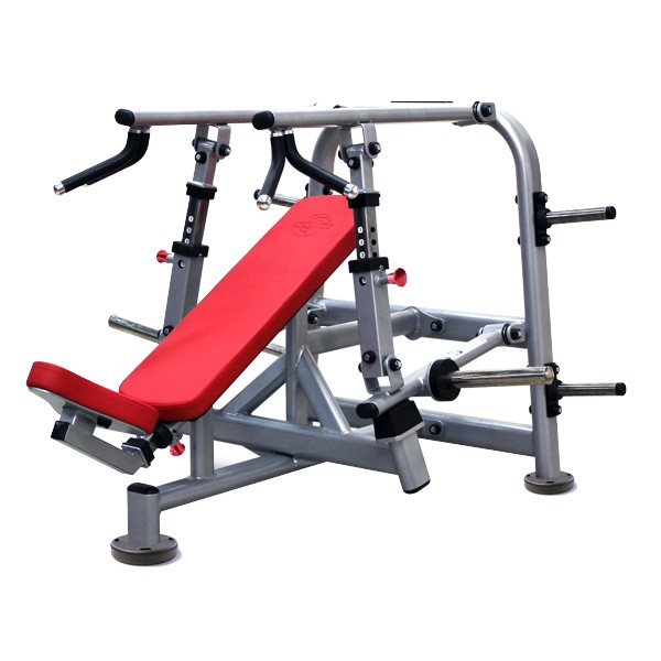 Precision Incline Converging Bench Press