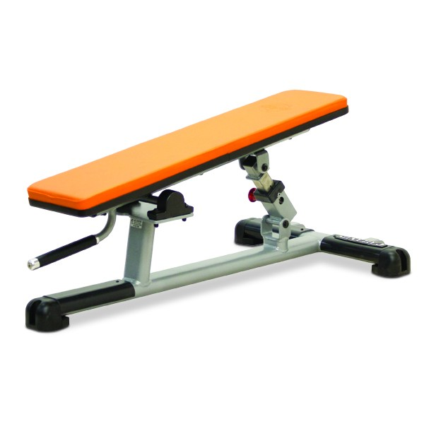 Precision Adjustable Flat Bench
