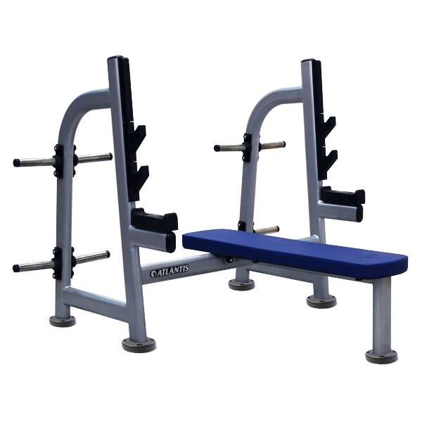 Precision Olympic Flat Bench Press