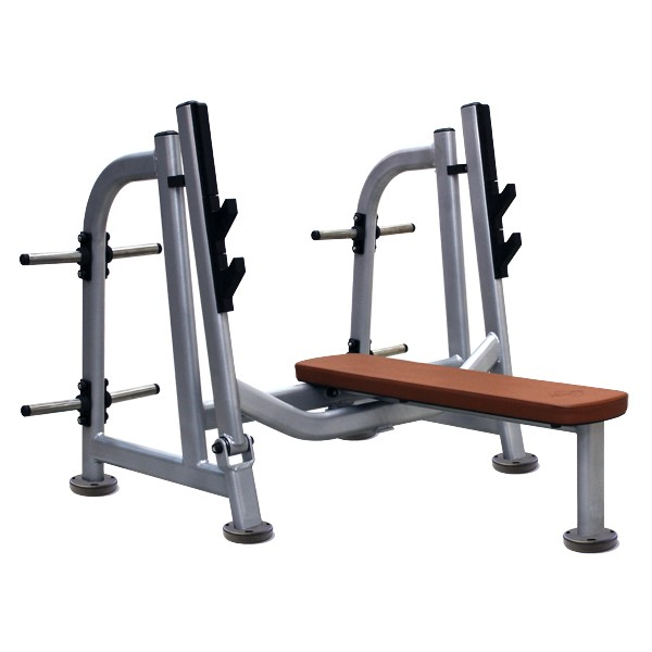 Precision Olympic Flat Bench Press with Pivot