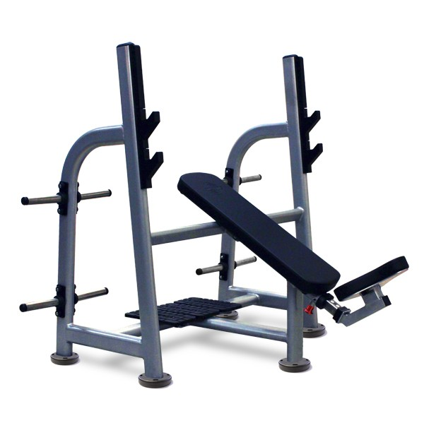 Precision Olympic Incline Bench Press