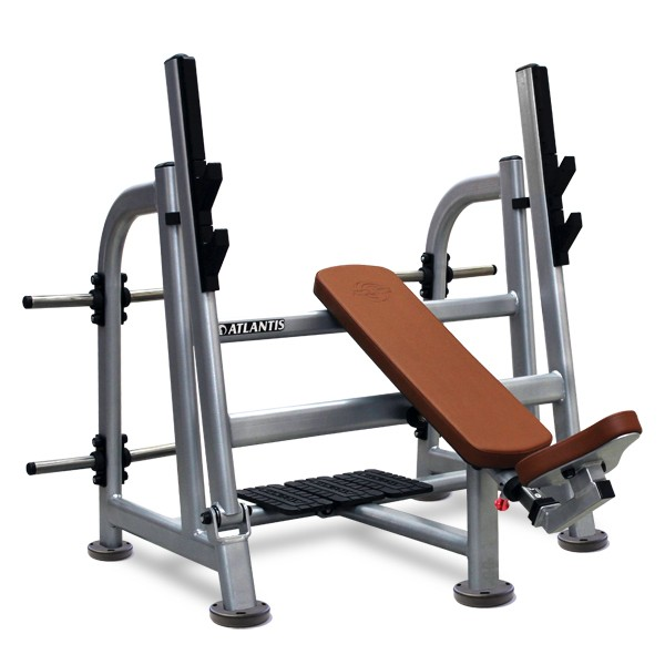 Precision Olympic Incline Bench Press with Pivot