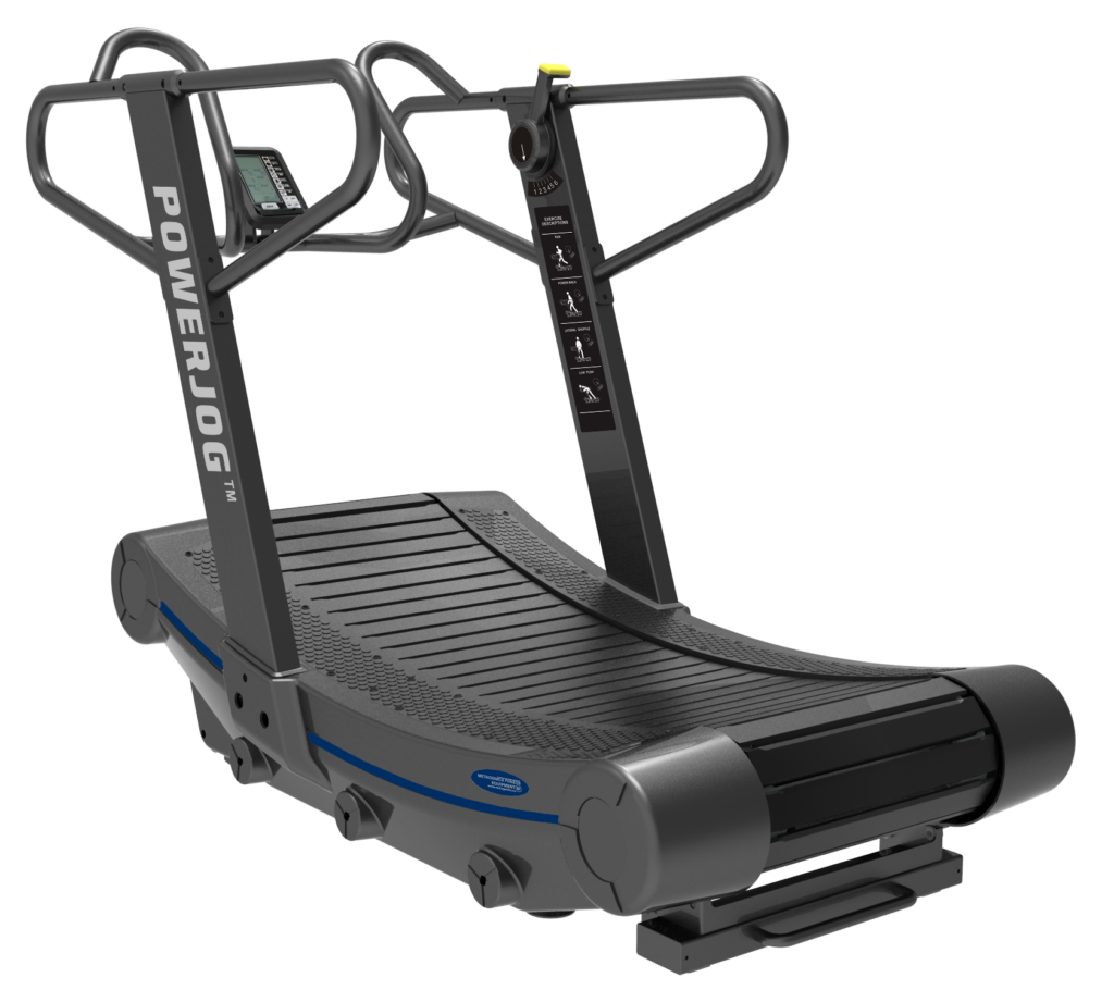 Powerjog Manual Treadmill with Resistance